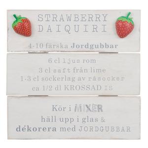Srawberry Daiquiri Recept