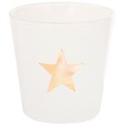 Golden star lykta